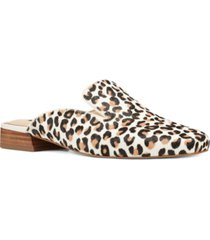 nine west smitten slip-on mules women's shoes