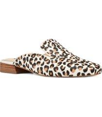 nine west smitten slip-on mules women's shoes