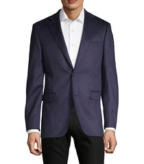 classic cashmere blazer