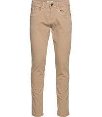 pants woven slimmade jeans beige esprit casual