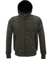 thermo bonded hood jacket w20046-11