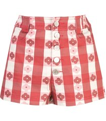 lhd the pearl beach shorts - red