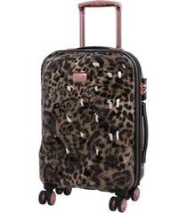 "it girl opulent 21"" hardside expandable spinner suitcase"
