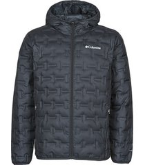 donsjas columbia delta ridge down hooded jacket