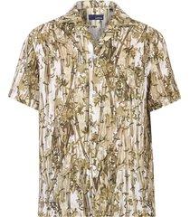lardini printed shirt