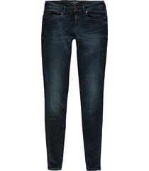 blauwe dames jeans maison scotch - 100786