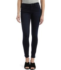 mavi jeans alexa supersoft skinny jeans, size 26 34 in deep midnight supersoft at nordstrom