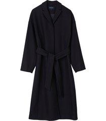ullkappa alice wool blend coat