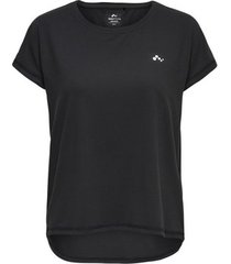 t-shirt korte mouw only play onpaubree ss loose training 15137012