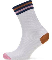 lona crew sock lingerie socks regular socks vit happy socks