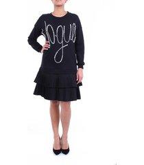 korte jurk twin set 202mp2150