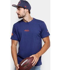 Camisetas - New Era - Algodão - Estampado - 4 produtos com até 21.0 ... 2b68b9b2a46