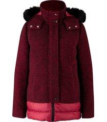 giacca invernale 2 in 1 (nero) - john baner jeanswear