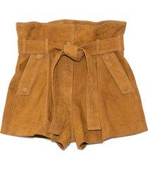 othella shorts in tapenade