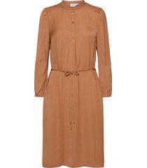 esrasz dress jurk knielengte bruin saint tropez