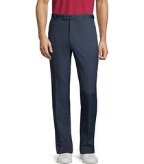 g/fore men's tech straight-leg trousers - khaki - size 36 30