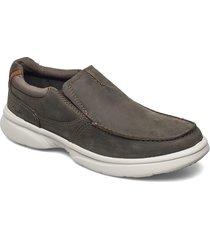 bradley free loafers låga skor grön clarks
