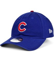 new era chicago cubs on field replica 9twenty cap