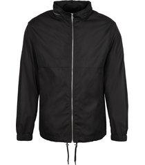 ami alexandre mattiussi nylon windbreaker-jacket