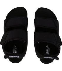 sandalia negra adidas originals adilette sandal 3.0