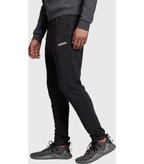 pantalón de buzo adidas performance m d2m clm kt pt negro - calce regular