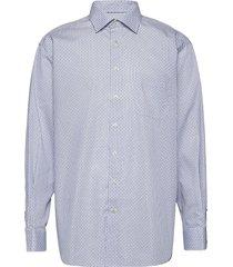 classic fit business poplin shirt overhemd business wit eton
