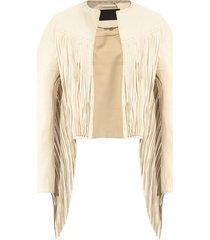 astral tasseled jacket