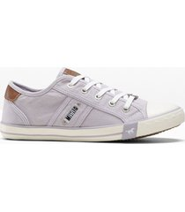 sneaker mustang (viola) - mustang
