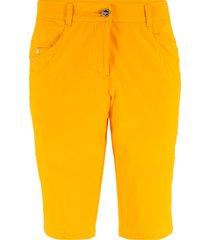 bermuda elasticizzati (giallo) - bpc bonprix collection