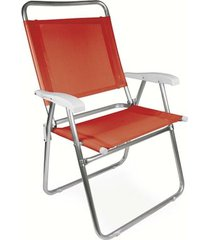 cadeira master plus fashion alumínio
