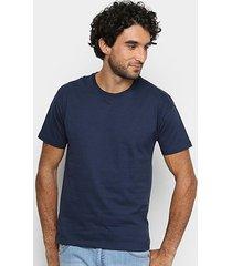 camiseta malwee lisa tradicional masculina - masculino