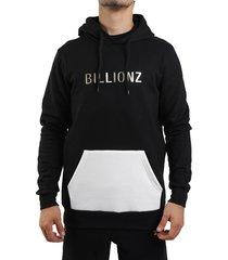 buzo negro billionz iconic b & w