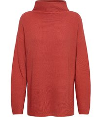 knitted pullover short 1/1 sle gebreide trui rood betty barclay