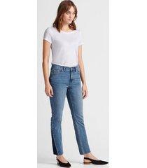 jeans nanna contrast vedge