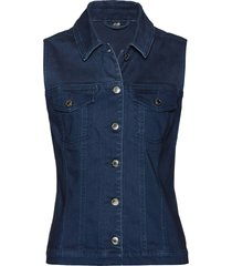 gilet in jeans (blu) - bpc selection