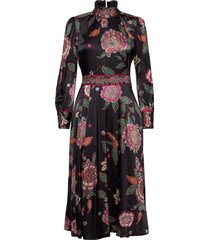 day adore maxi dress galajurk zwart day birger et mikkelsen