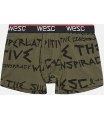 wesc benjamin safety pin single men's boxer brief