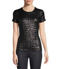celebration sequin t-shirt