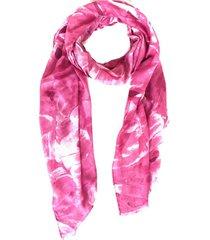 pañuelo otoño rosado i-d