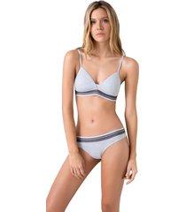 panty brasilera en viscosa con elastico ancho ref 1114a92l azul claro options intimate