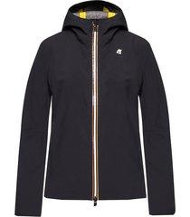 'lil bonded jersey' jacket