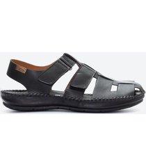 sandalia casual hombre pikolinos s1e8 negro