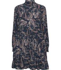 ambrose dress wp kort klänning blå iben
