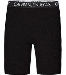 calvin klein legging j20j213586 zwart