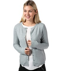 vero moda womens doffy short cardigan size 14 in grey