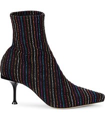 slip-on booties