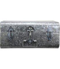 hillard medium galvanized silver case