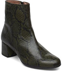 e-6401 shoes boots ankle boots ankle boot - heel grön wonders
