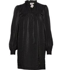 abernathy korte jurk zwart baum und pferdgarten
