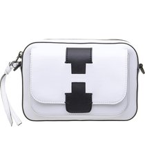hogan hogan white crossbody bag